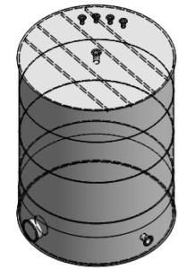 plastikovaya emkost - Промышленные емкости