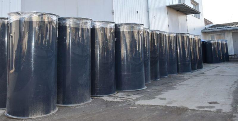 rezervuary 2 - Изготовлениерезервуаровиз пластика