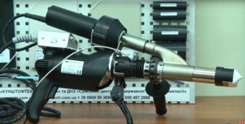 ekstruder - Видео репортаж на СТС